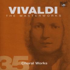 The Masterworks, CD35 by Antonio Vivaldi