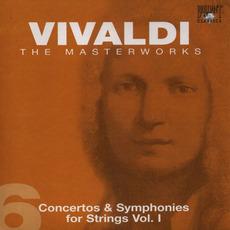 The Masterworks, CD6 by Antonio Vivaldi
