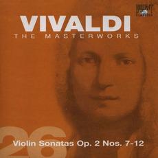 The Masterworks, CD26 by Antonio Vivaldi