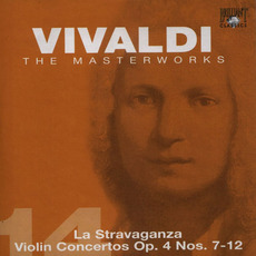 The Masterworks, CD14 by Antonio Vivaldi