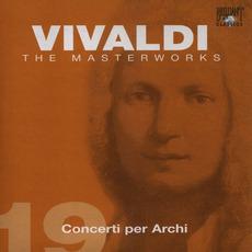 The Masterworks, CD19 by Antonio Vivaldi