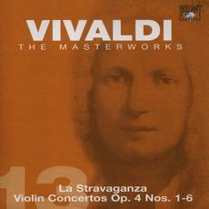 The Masterworks, CD13 by Antonio Vivaldi