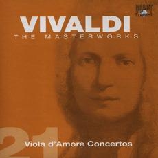 The Masterworks, CD21 by Antonio Vivaldi