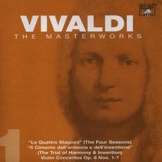 The Masterworks, CD1 by Antonio Vivaldi