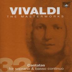 The Masterworks, CD32 by Antonio Vivaldi
