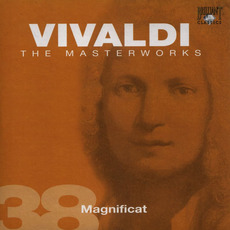 The Masterworks, CD38 by Antonio Vivaldi