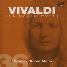 The Masterworks, CD36 by Antonio Vivaldi