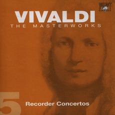 The Masterworks, CD5 by Antonio Vivaldi