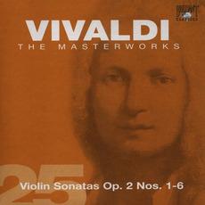 The Masterworks, CD25 by Antonio Vivaldi