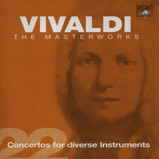The Masterworks, CD22 by Antonio Vivaldi