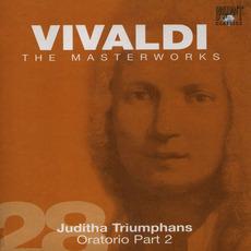 The Masterworks, CD28 by Antonio Vivaldi