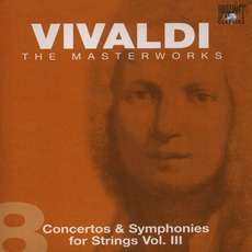 The Masterworks, CD8 by Antonio Vivaldi