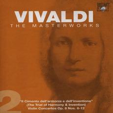 The Masterworks, CD2 by Antonio Vivaldi