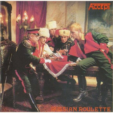 Russian Roulette (Remastered) mp3 Album by Accept