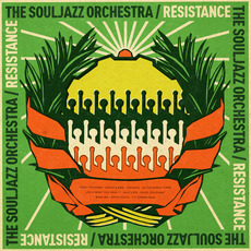 Resistance mp3 Album by The Souljazz Orchestra