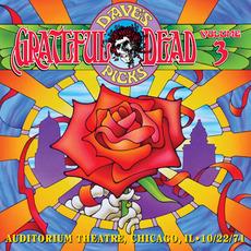 Dave's Picks, Volume 3 mp3 Live by Grateful Dead