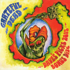 Dave's Picks, Bonus Dsic 2015 mp3 Live by Grateful Dead