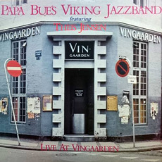 Live At VIngaarden (feat. Theis Jensen) mp3 Album by Papa Bue's Viking Jazzband