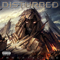 Immortalized (Japanese Edition) by Disturbed