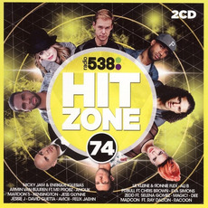 Radio 538 Hitzone 74 mp3 Compilation by Various Artists
