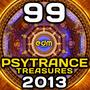 Psy Trance Treasures 2013