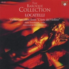 Locatelli: VIolin Concertos: L'arte del VIolino, CD25 mp3 Artist Compilation by Pietro Antonio Locatelli