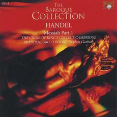 Handel: Messiah I, CD14 by George Frideric Handel
