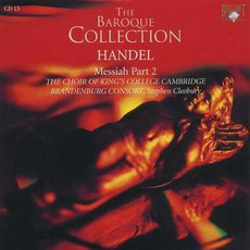 Handel: Messiah II, CD15 by George Frideric Handel