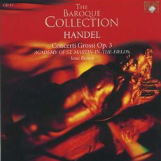 Handel: Concerti Grossi Op.3, CD17 by George Frideric Handel