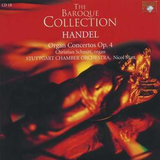 Handel: Organ Concertos Op.4, CD18 mp3 Artist Compilation by George Frideric Handel