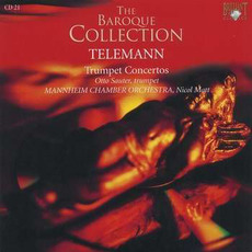 Telemann: Trumpet Concertos, CD21 mp3 Artist Compilation by Georg Philipp Telemann