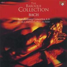 J.S. Bach: Brandenburg Concertos 4, 5, 6, CD7 mp3 Artist Compilation by Johann Sebastian Bach