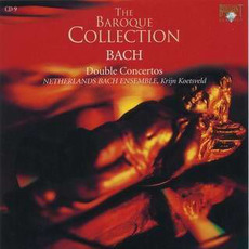 Bach Edition: Double Concertos, CD9 by Johann Sebastian Bach