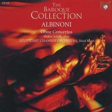 Tomaso Albinoni: Oboe Concertos, CD19 mp3 Artist Compilation by Tomaso Giovanni Albinoni