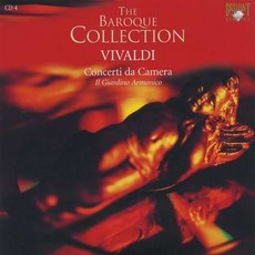 Vivaldi: Concerti da Camera, CD4 by Antonio Vivaldi