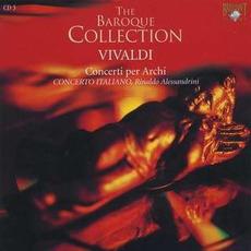 Vivaldi: Concerti per Archi, CD3 by Antonio Vivaldi