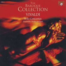 Vivaldi: Solo Concertos, CD2 by Antonio Vivaldi