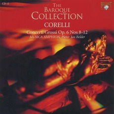 Corelli: 12 Concerti Grossi Opus 6, CD11 mp3 Artist Compilation by Arcangelo Corelli
