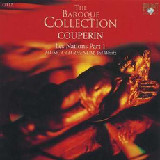 Couperin: Les Nations Part I, CD12 by François Couperin