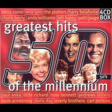 Greatest Hits of the Millennium: 50's by Various Artists