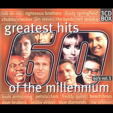 Greatest Hits of the Millennium: 60's, Volume 1 by Various Artists