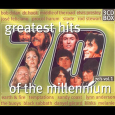 Greatest Hits of the Millennium: 70's, Volume 1 by Various Artists