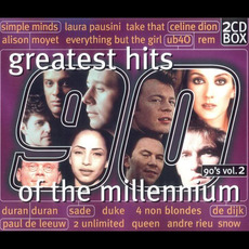 Greatest Hits of the Millennium: 90's, Volume 2 mp3 Compilation by Various Artists