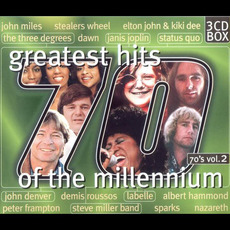 Greatest Hits of the Millennium: 70's, Volume 2 by Various Artists