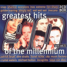 Greatest Hits of the Millennium: 90's, Volume 1 by Various Artists