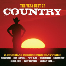 The Very best of Country: 75 Original Recordings by Various Artists