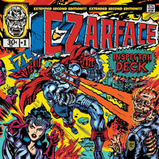 CZARFACE (Extended Second Edition) mp3 Album by CZARFACE
