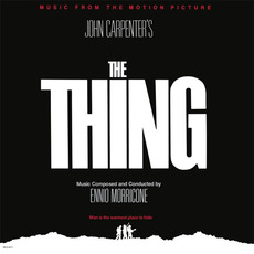 The Thing mp3 Soundtrack by Ennio Morricone