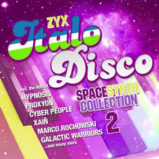 ZYX Italo Disco Spacesynth Collection 2 mp3 Compilation by Various Artists