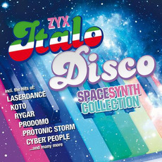 ZYX Italo Disco Spacesynth Collection mp3 Compilation by Various Artists
